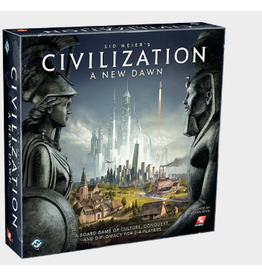 Fantasy Flight Games Civilization: A New Dawn