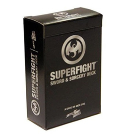 Skybound Games SUPERFIGHT: The Sword & Sorcery Deck