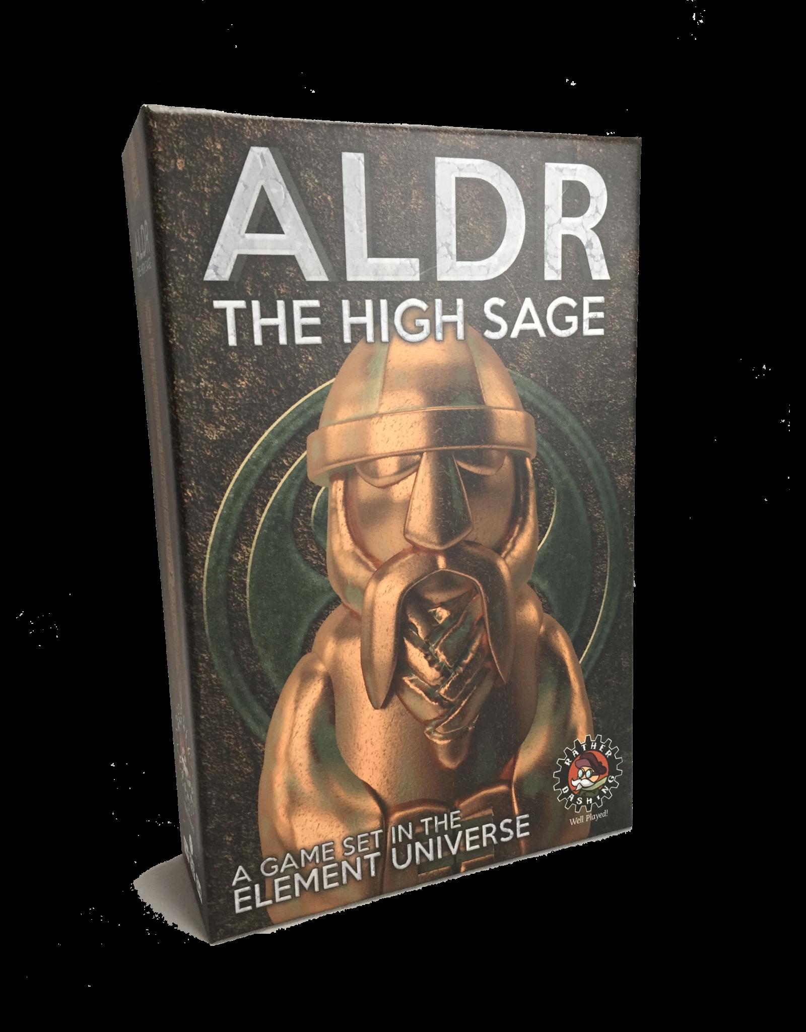 Rather Dashing ALDR The High Sage