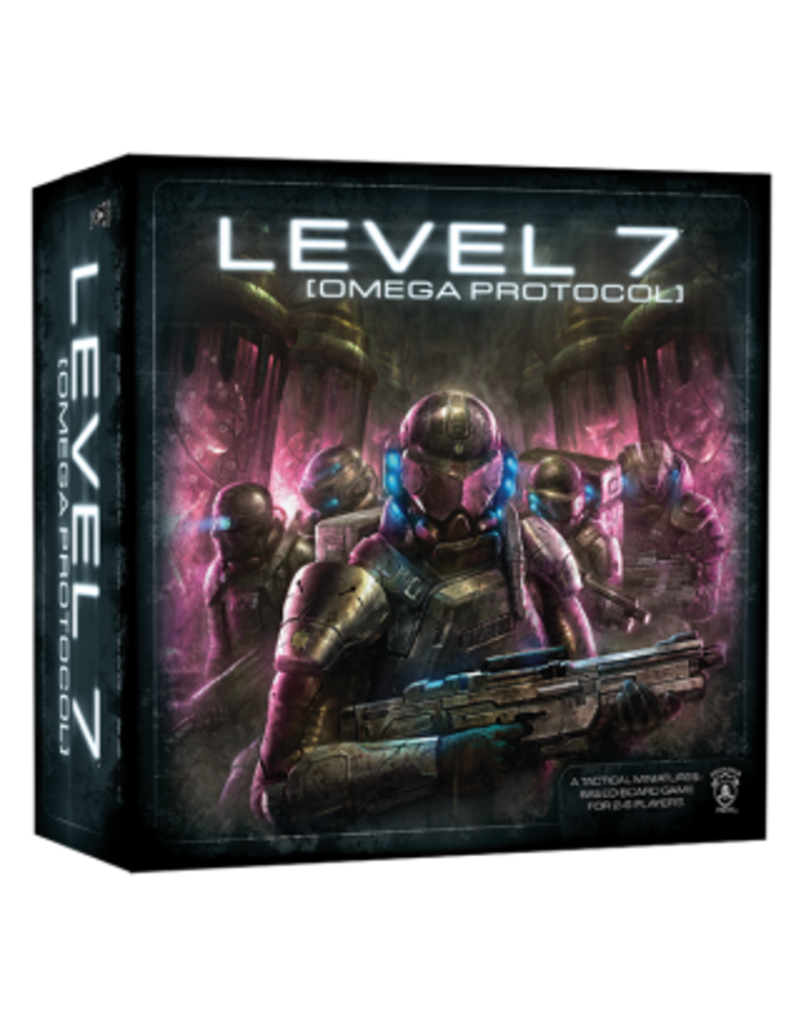 Privateer Press Level 7 [Omega Protocol] 2nd edition