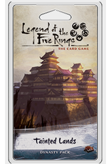 Fantasy Flight Games Legend of the Five Rings LCG: Tainted Lands Dynasty Pack
