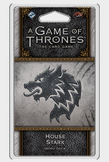 Fantasy Flight Games A Game of Thrones: LCG 2nd Edition - House Stark Intro Deck