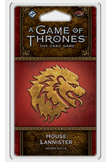 Fantasy Flight Games A Game of Thrones: LCG 2nd Edition - House Lannister Intro Deck