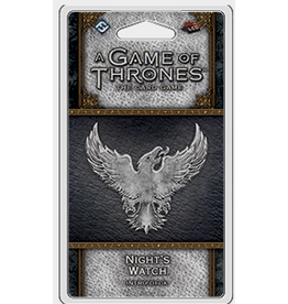 Fantasy Flight Games A Game of Thrones: LCG 2nd Edition - Night's Watch Intro Deck