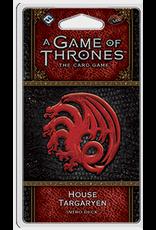 Fantasy Flight Games A Game of Thrones: LCG 2nd Edition - House Targaryen Intro Deck