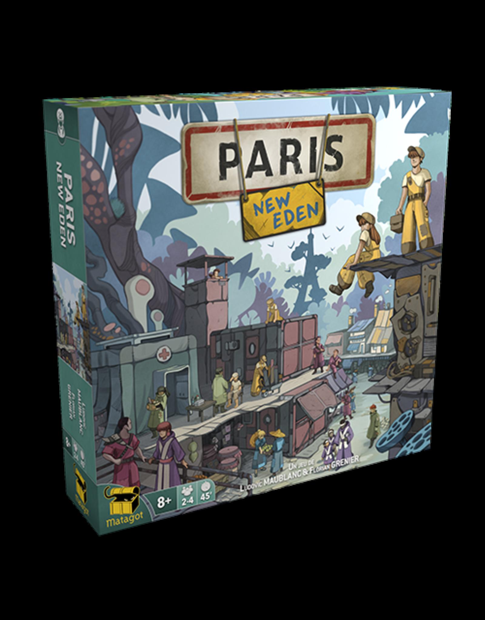 Asmodee Paris: New Eden