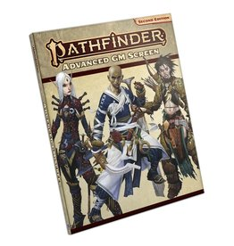 Paizo Pathfinder 2E: Advanced GM Screen