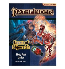 Paizo Pathfinder 2E Adventure Path: Agents of Edgewatch 2 - Sixty Feet Under