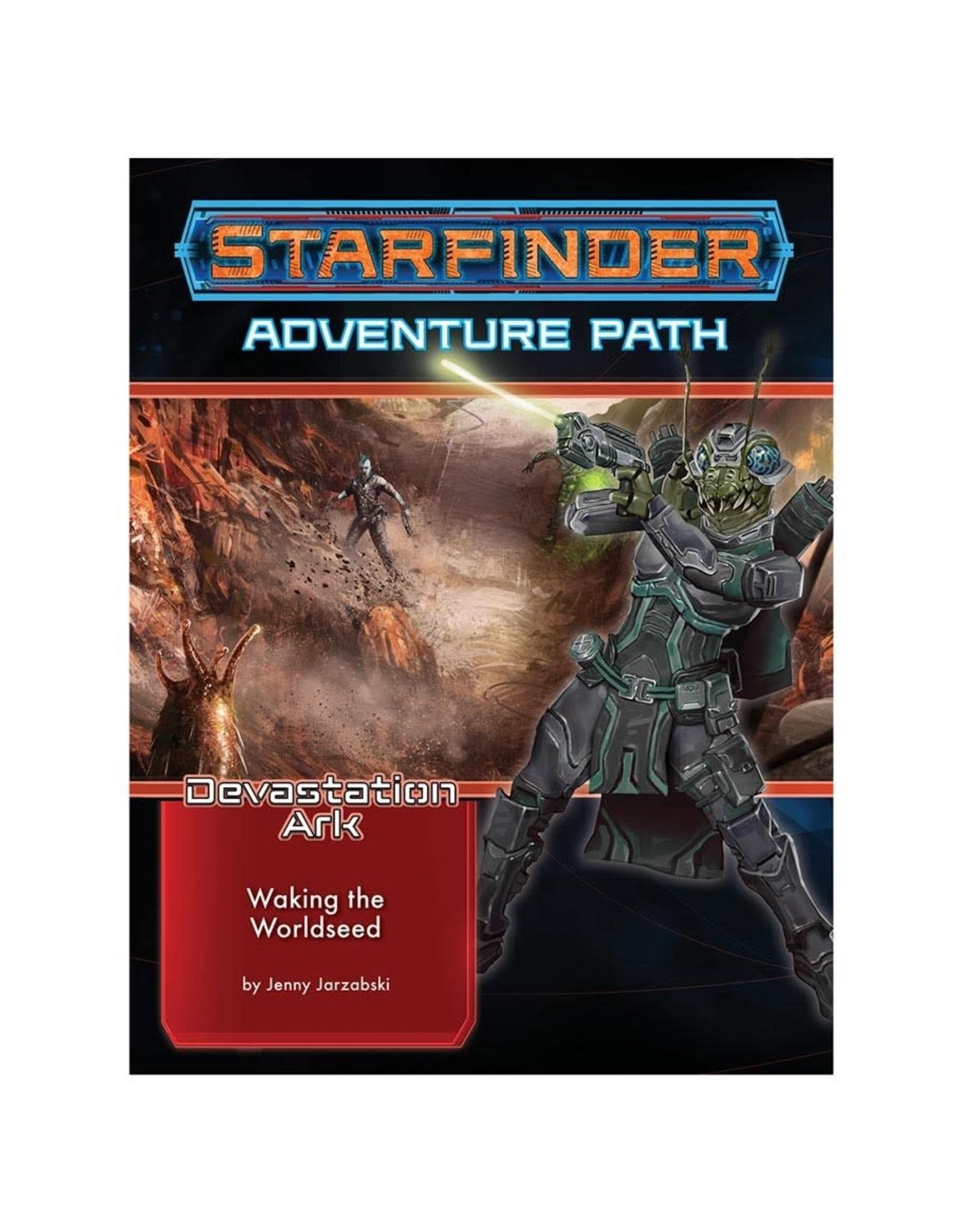 Paizo Starfinder Adventure Path: Devastation Ark 1 - Waking the Worldseed