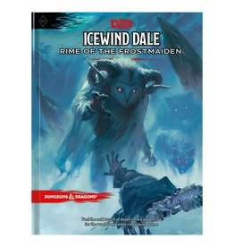 Wizards of the Coast D&D 5e: Icewind Dale - Rime of the Frostmaiden