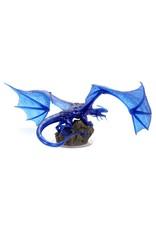Wizkids D&D Ancient Dragon Premium Figure: Sapphire Dragon