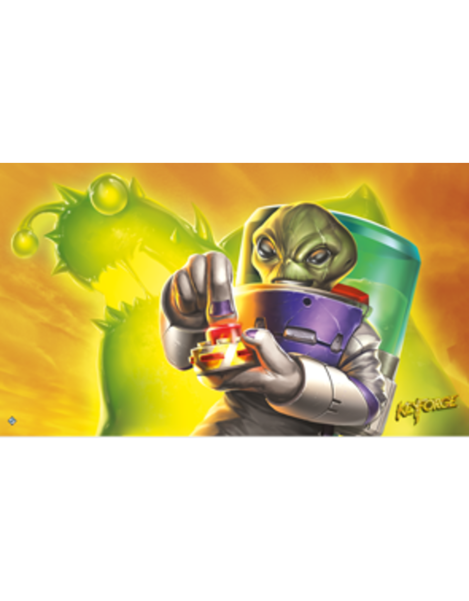 Fantasy Flight Games KeyForge: Call of the Archons - Martian Madness Playmat