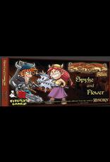 Slugfest Games Red Dragon Inn: Allies - Spyke & Flower