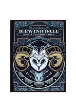 Wizards of the Coast D&D 5th Edition: Icewind Dale - Rime of the Frostmaiden - Alternate Cover