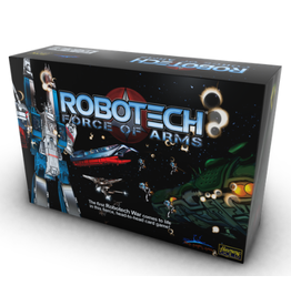 Solarflare Games Robotech: Force of Arms Card Game