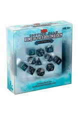 Wizards of the Coast D&D 5e: Icewind Dale - Rime of the Frostmaiden Dice and Miscellany