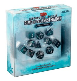Wizards of the Coast PREORDER: D&D 5e: Icewind Dale - Rime of the Frostmaiden Dice and Miscellany