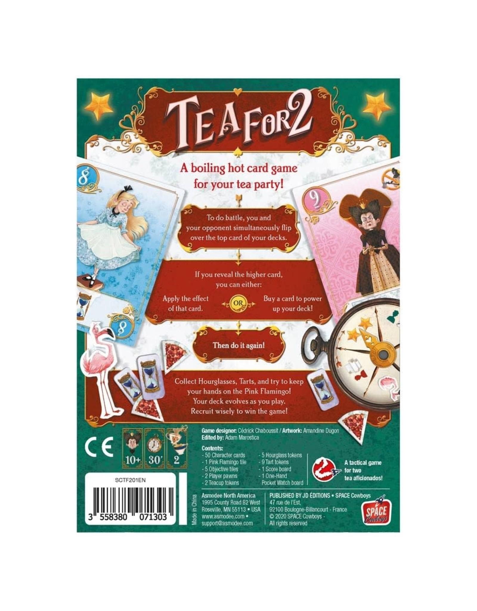 Asmodee Tea for 2