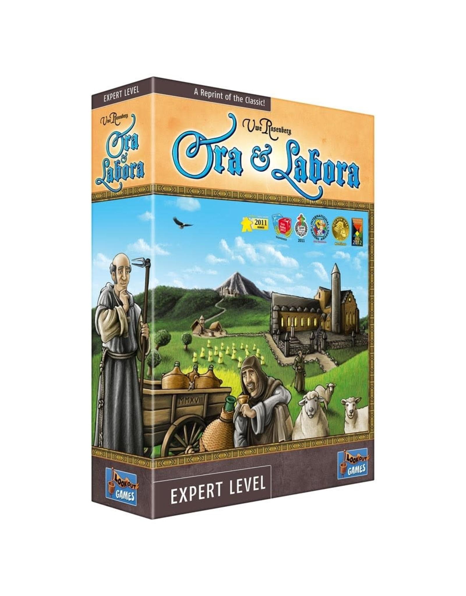 Lookout Games Ora & Labora