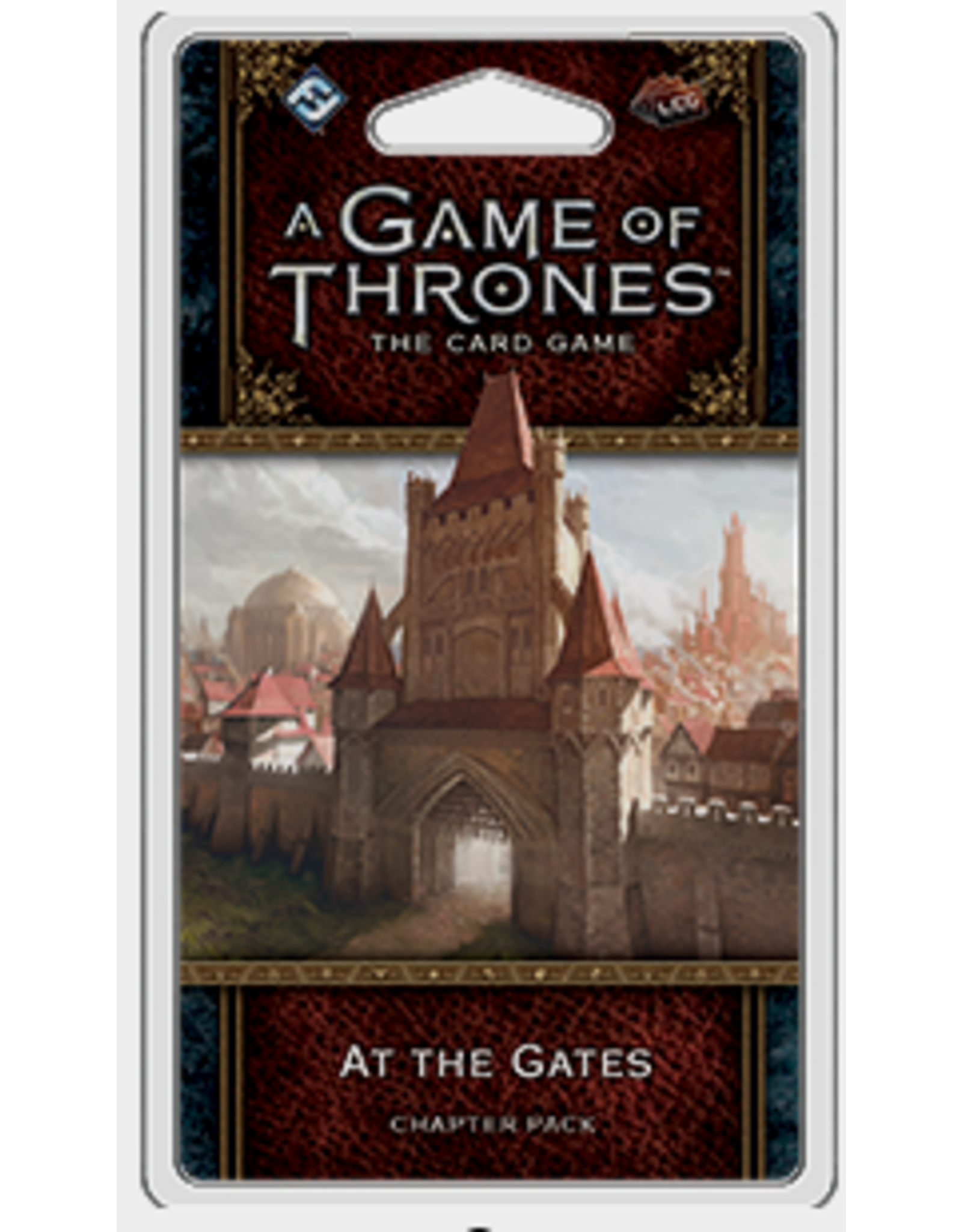 Fantasy Flight Games A Game of Thrones: LCG 2nd Edition - At the Gates