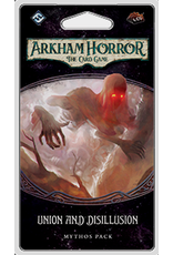 Fantasy Flight Games Arkham Horror LCG: Union and Disillusion
