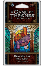 Fantasy Flight Games A Game of Thrones: LCG 2nd Edition - Beneath the Red Keep