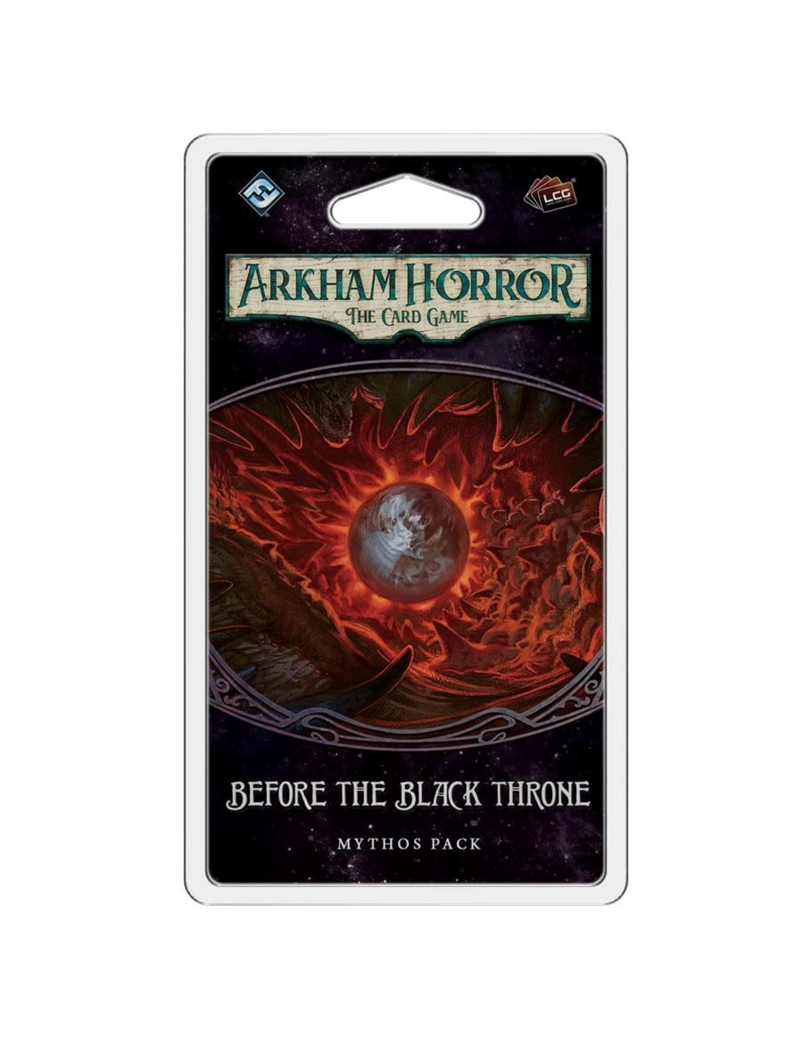 Fantasy Flight Games Arkham Horror LCG: Before the Black Throne Mythos Pack