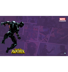 Fantasy Flight Games Marvel Champions LCG: Black Panther Game Mat