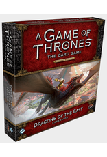 Fantasy Flight Games A Game of Thrones: LCG 2nd Edition - Dragons of the East