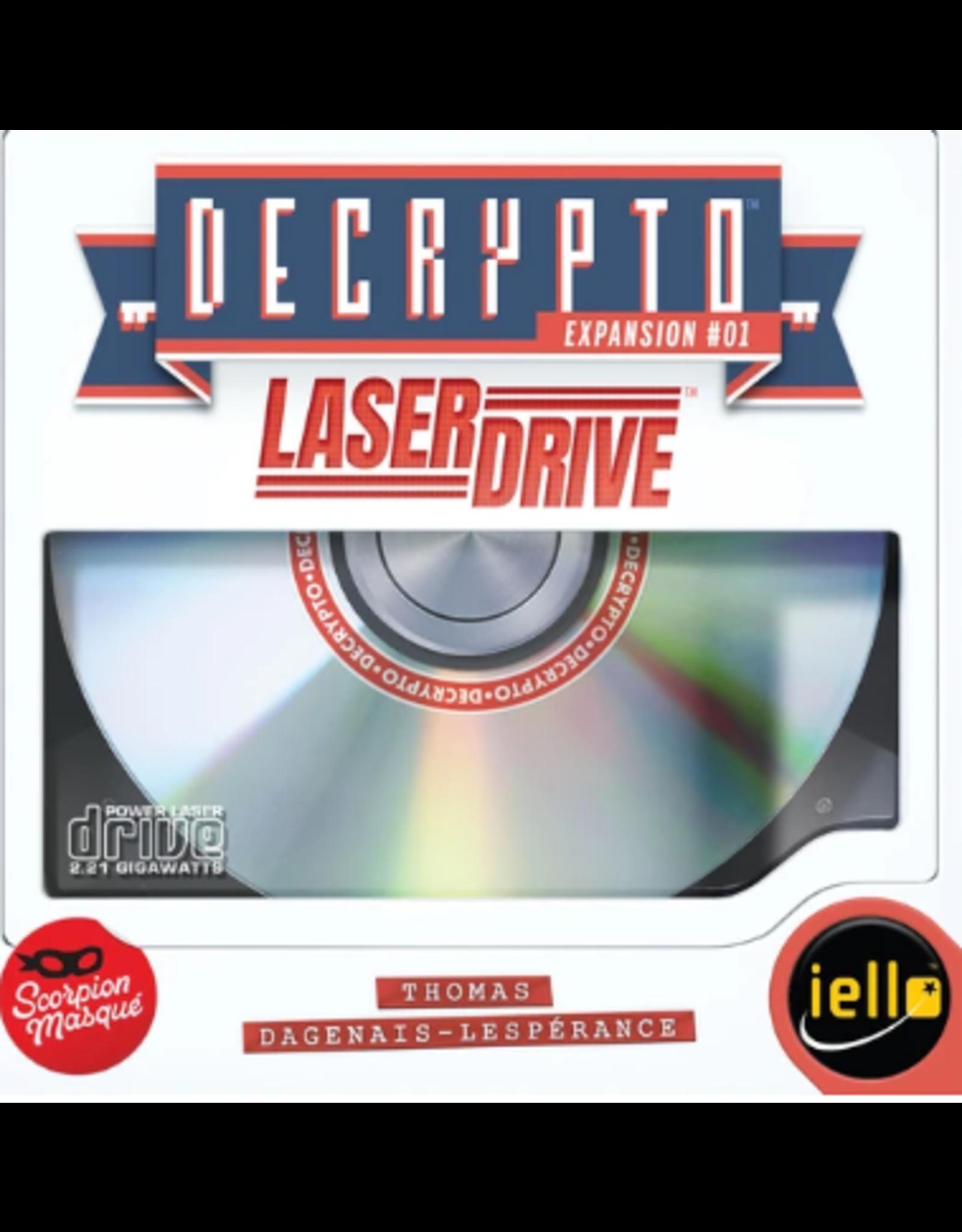 iello Decrypto: Laser Drive