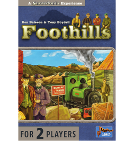 Lookout Games Foothills