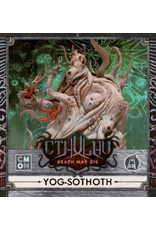 Cool Mini or Not Cthulhu: Death May Die - Yog Sothoth Expansion