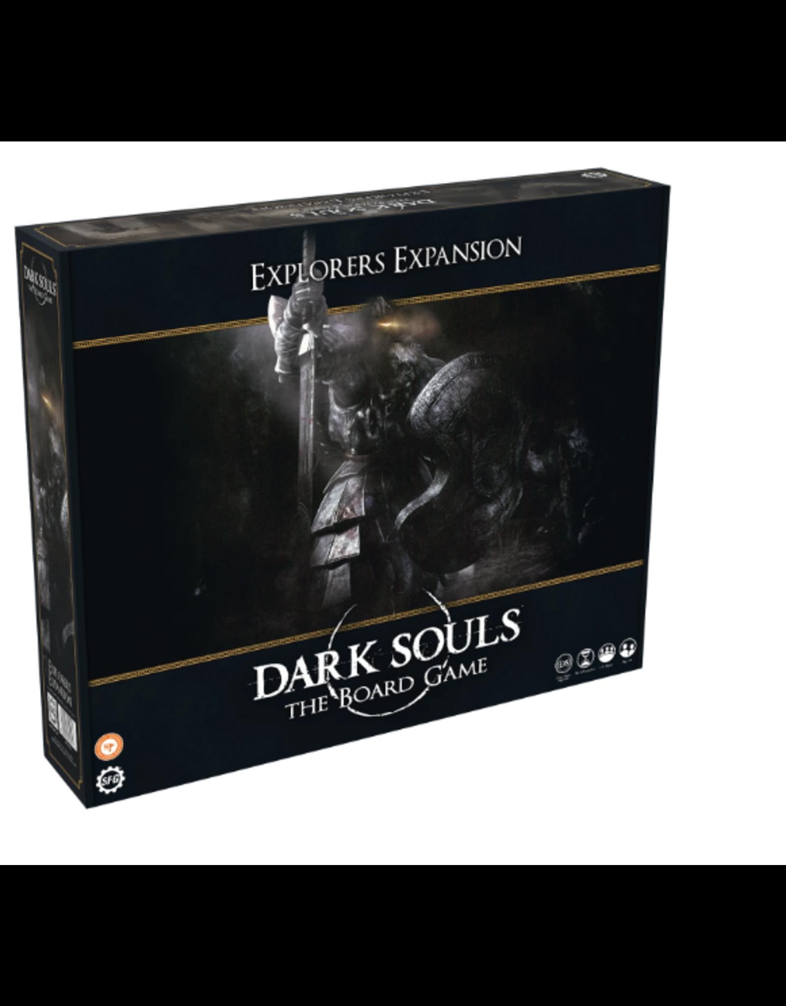 Steamforged Dark Souls: Explorers Expansion