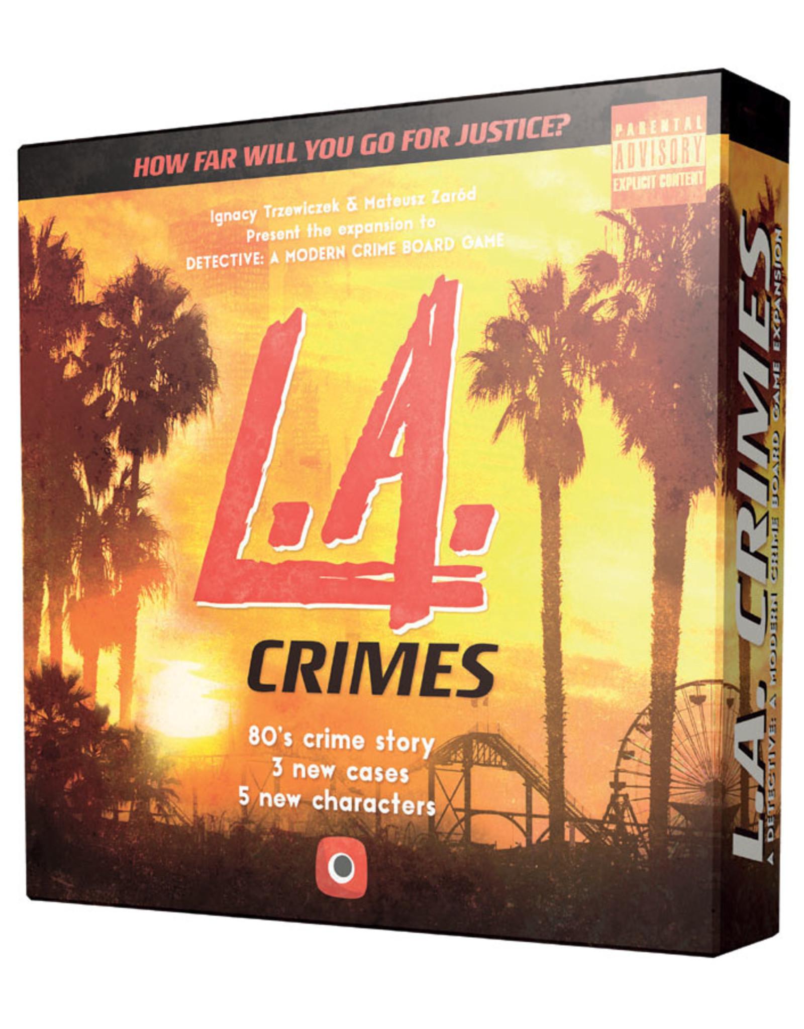 Portal Games Detective: LA Crimes Expansion