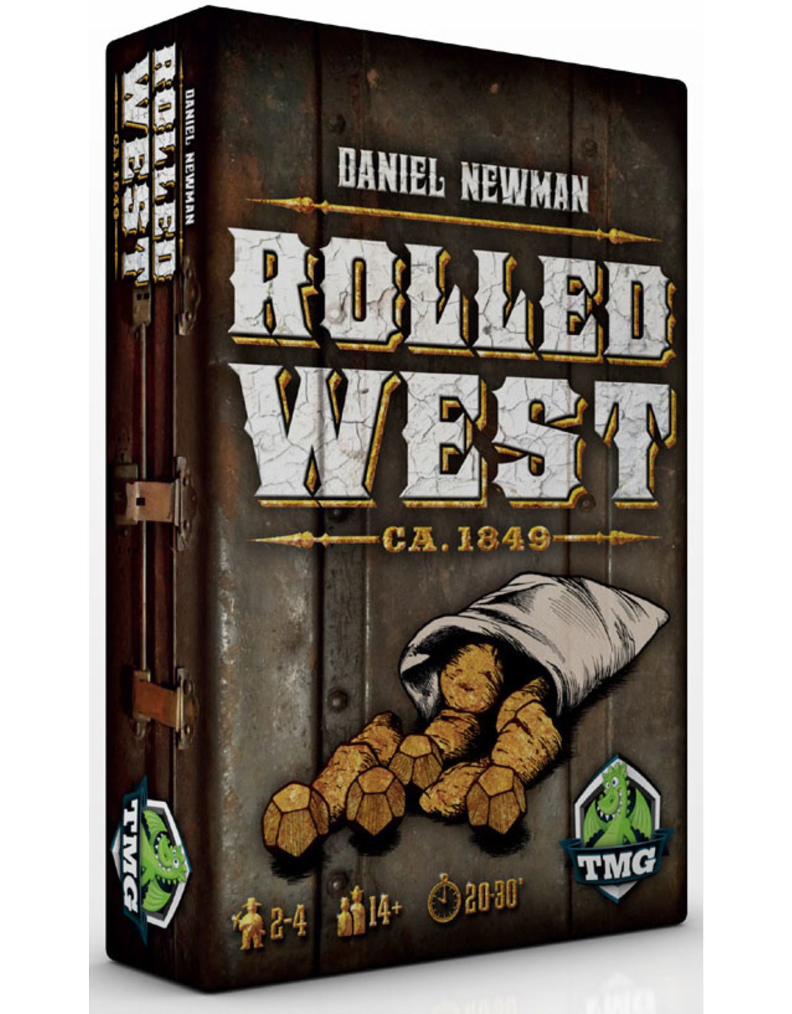 TMG Rolled West