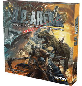 Wizkids O.P. Arena: An Epic Battle Royale of Absurd Proportions