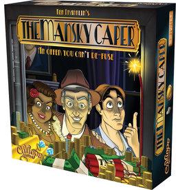 Calliope Games The Mansky Caper