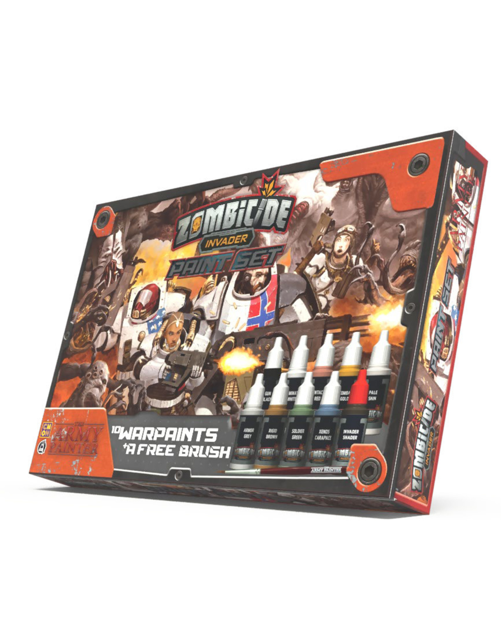 Cool Mini or Not Zombicide: Invader