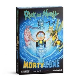 Cryptozoic Rick and Morty: The Morty Zone Dice Game