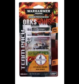 Wizkids Warhammer 40,000 Dice Masters: Orks WAAAGH! Team Pack