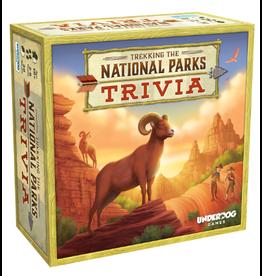 Underdog Games Trekking National Parks: Trivia
