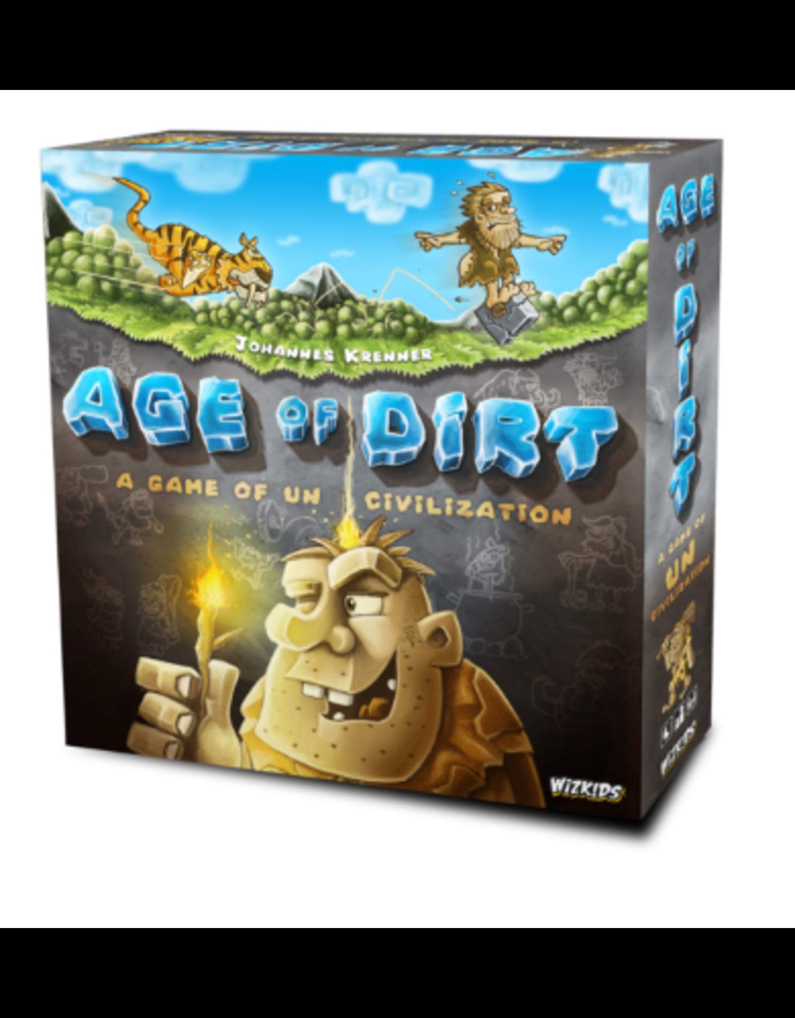 Wizkids Age of Dirt: A Game of Uncivilization