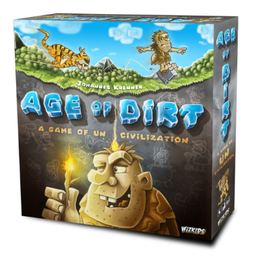 Wizkids Age of Dirt: A Game of Uncivilization