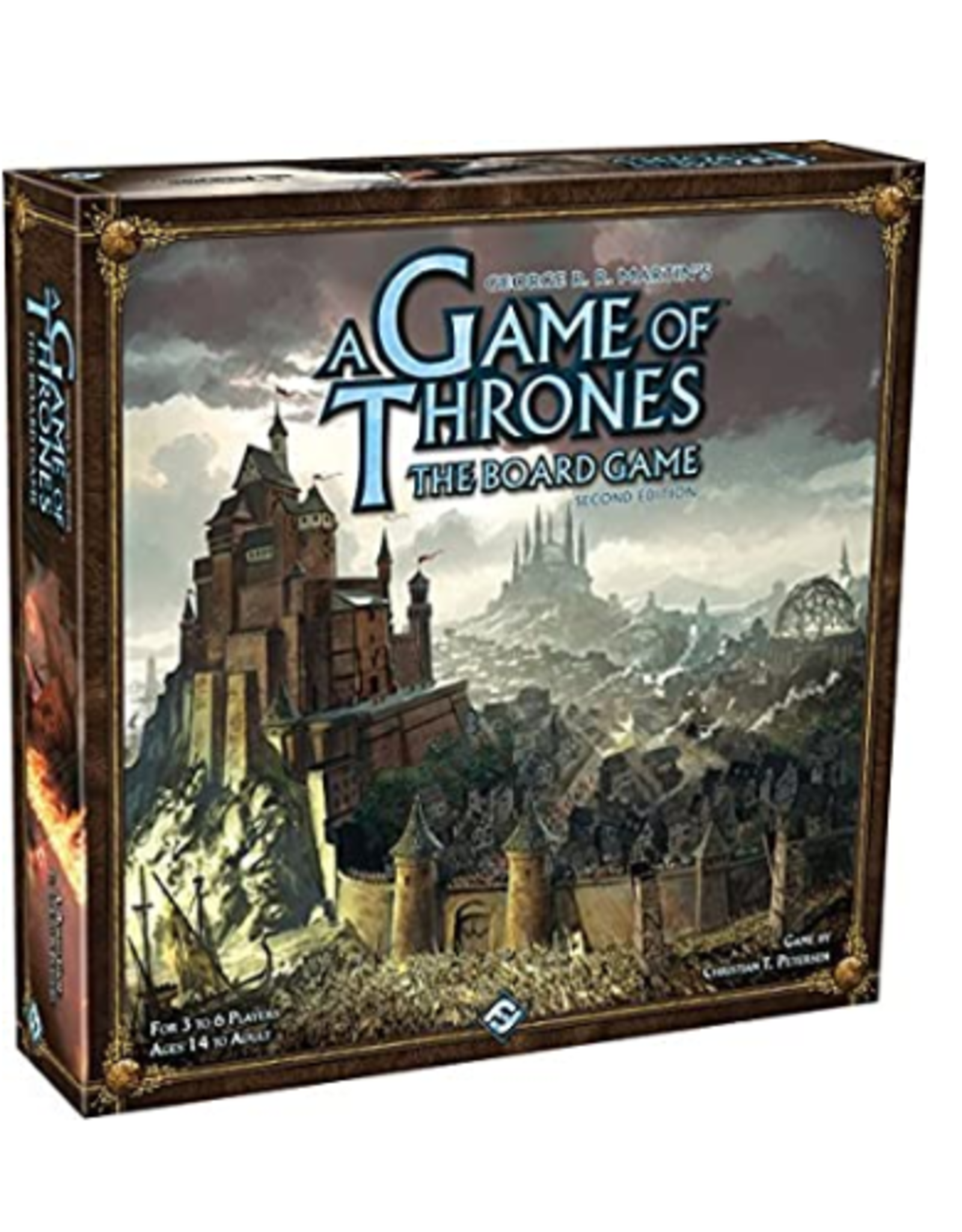 Fantasy Flight Games A Game of Thrones: The Board Game (Second Edition)
