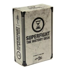 Skybound Games SUPERFIGHT: The History Deck