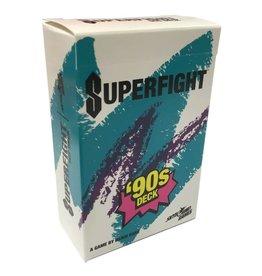 Skybound Games SUPERFIGHT: The 90s Deck