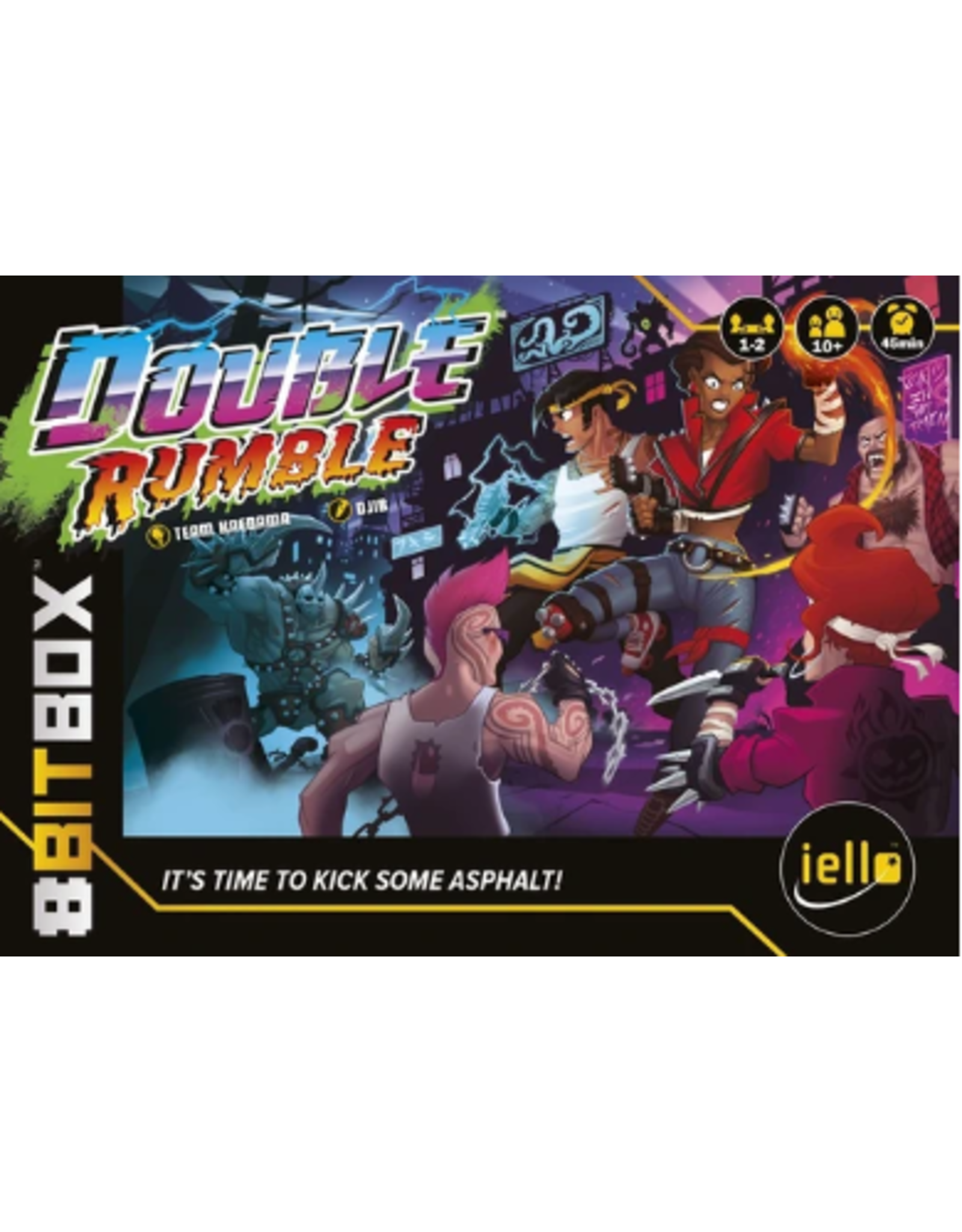 iello 8 Bit Box: Double Rumble