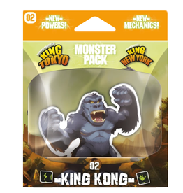 iello King of Tokyo: New York King Kong Monster Pack