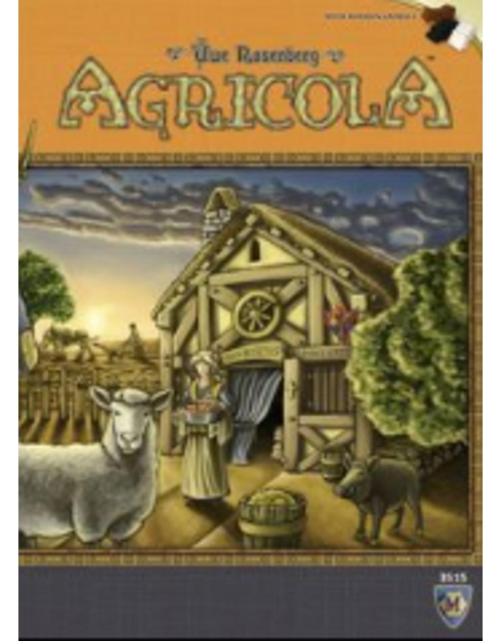 Mayfair Games Agricola - Revised Edition