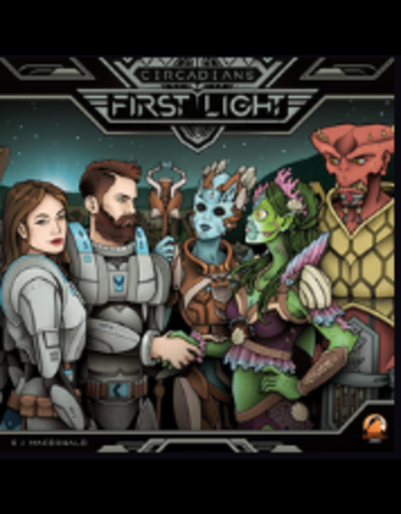 Renegade Circadians: First Light